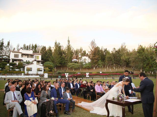 La boda de Óscar  y Deha  en Comala, Colima 30