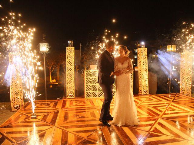 La boda de Óscar  y Deha  en Comala, Colima 31