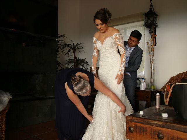 La boda de Óscar  y Deha  en Comala, Colima 32