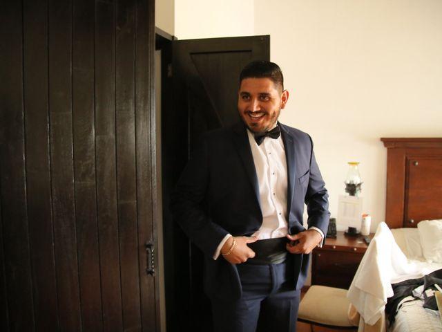 La boda de Óscar  y Deha  en Comala, Colima 33
