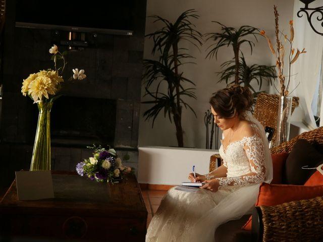 La boda de Óscar  y Deha  en Comala, Colima 34