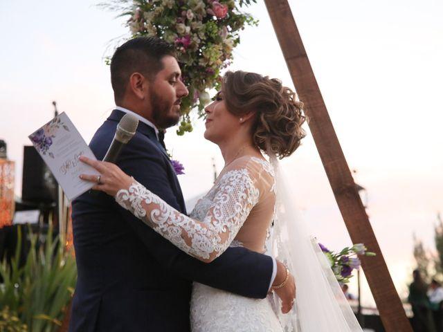 La boda de Óscar  y Deha  en Comala, Colima 36