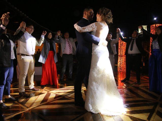 La boda de Óscar  y Deha  en Comala, Colima 40