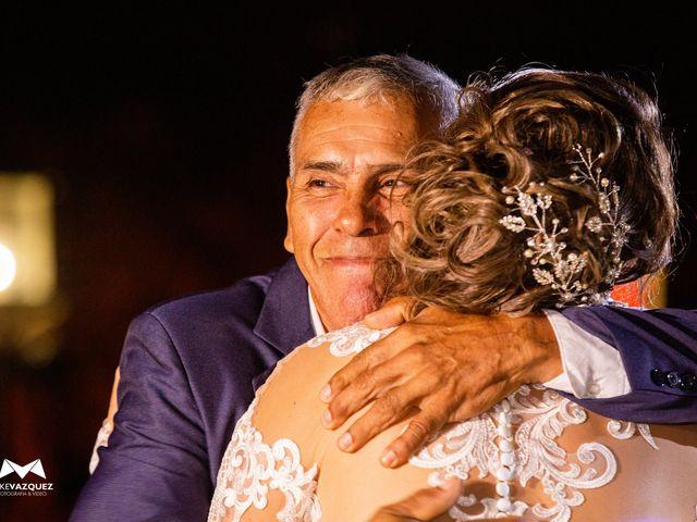 La boda de Óscar  y Deha  en Comala, Colima 41