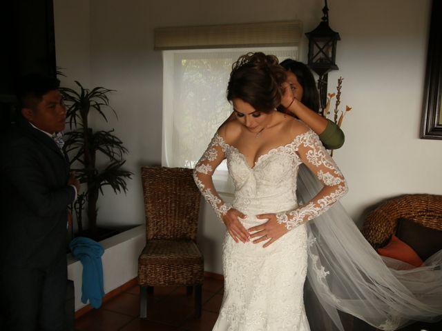 La boda de Óscar  y Deha  en Comala, Colima 44