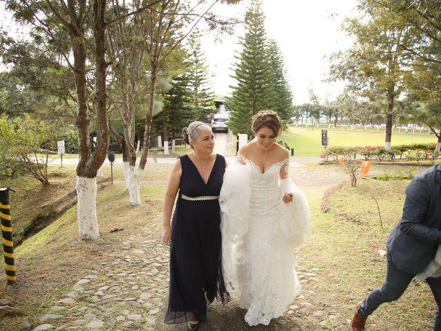 La boda de Óscar  y Deha  en Comala, Colima 46
