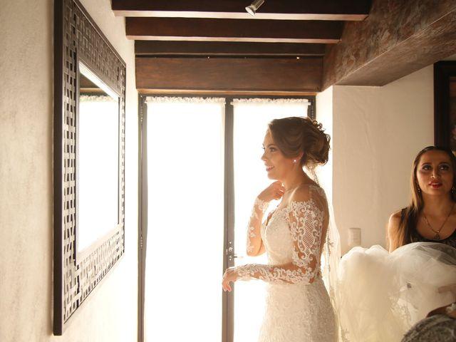La boda de Óscar  y Deha  en Comala, Colima 47