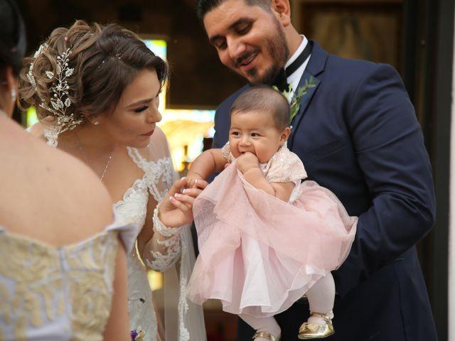 La boda de Óscar  y Deha  en Comala, Colima 49