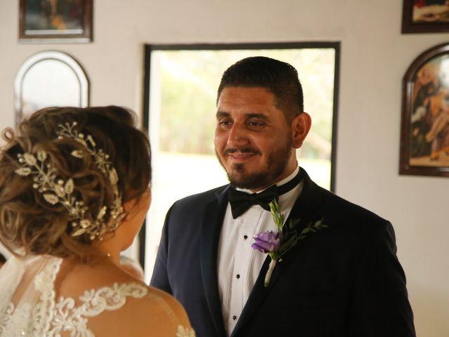 La boda de Óscar  y Deha  en Comala, Colima 50