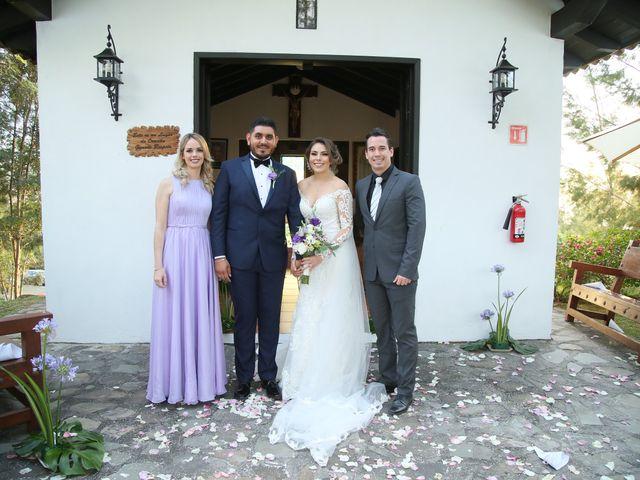 La boda de Óscar  y Deha  en Comala, Colima 51