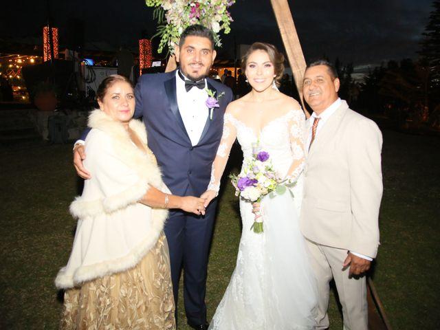 La boda de Óscar  y Deha  en Comala, Colima 52