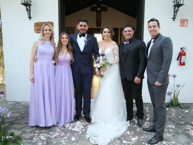 La boda de Óscar  y Deha  en Comala, Colima 53