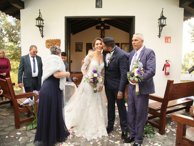 La boda de Óscar  y Deha  en Comala, Colima 54