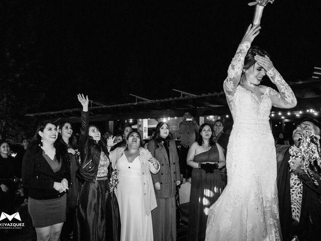 La boda de Óscar  y Deha  en Comala, Colima 58