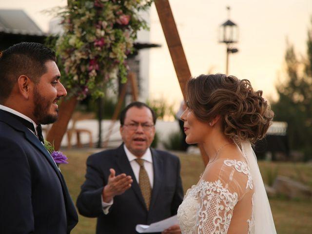 La boda de Óscar  y Deha  en Comala, Colima 59