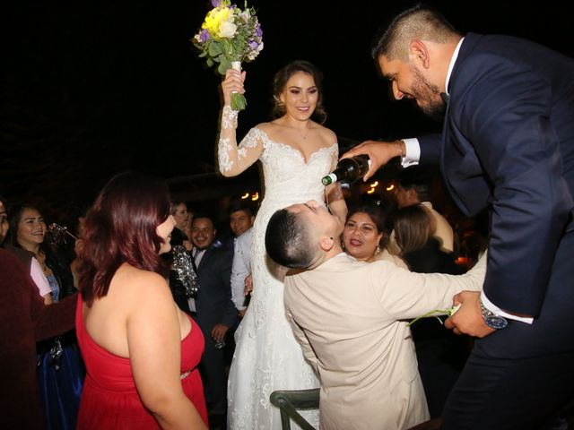La boda de Óscar  y Deha  en Comala, Colima 61