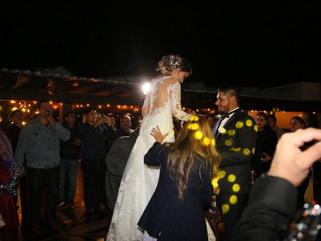 La boda de Óscar  y Deha  en Comala, Colima 62