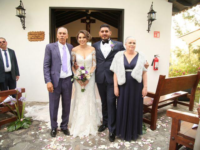 La boda de Óscar  y Deha  en Comala, Colima 66