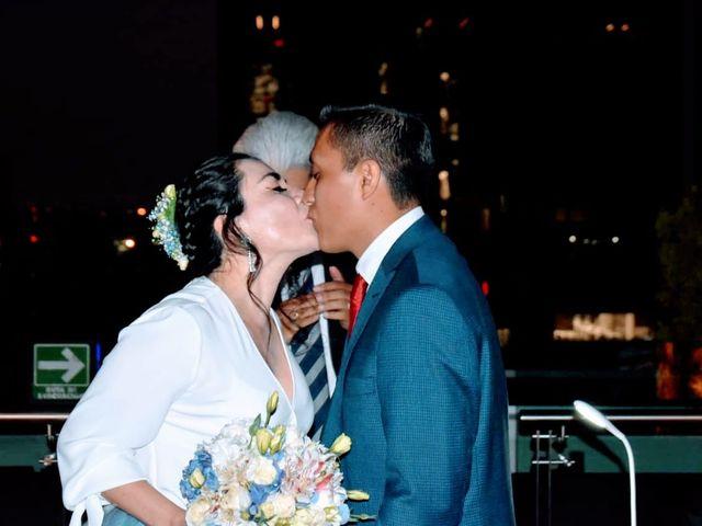 La boda de Betsabé y Miguel