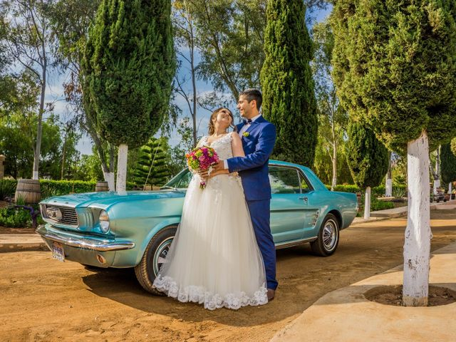 La boda de Juan Carlos y Lorena en Ensenada, Baja California 2