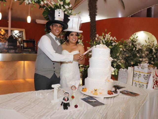 La boda de Yslem y Iván