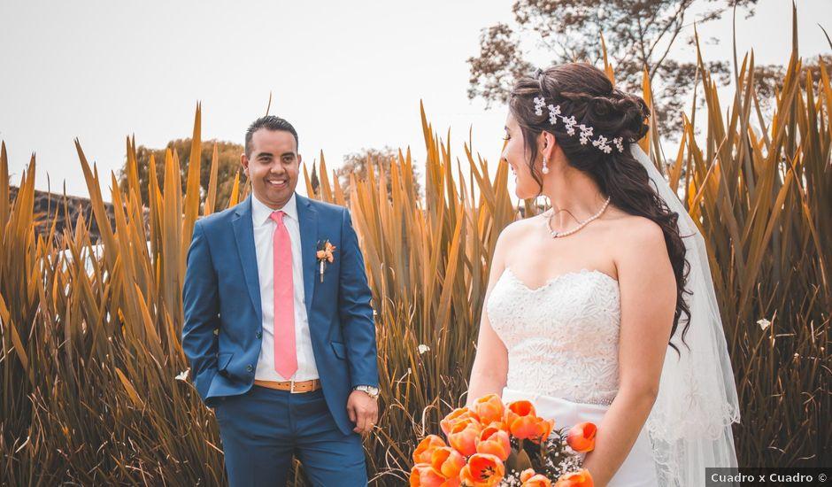 La boda de Eduardo y Adriana en Soyaniquilpan de Juárez, Estado México
