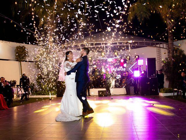 La boda de Aranza y Ricky