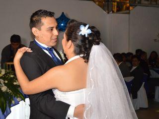 La boda de Tania y Carlos 2