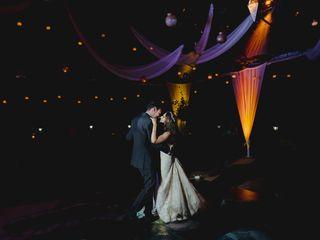 La boda de Giselle y Manuel