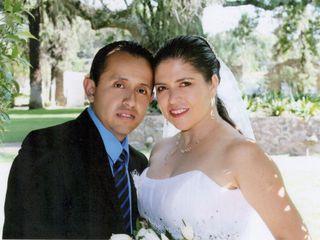 La boda de Leticia y Miguel Ángel