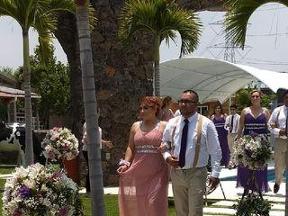 La boda de Izbeth  y Pablo 2