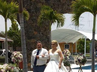 La boda de Izbeth  y Pablo 3