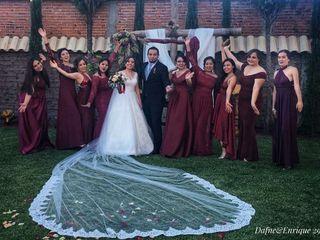 La boda de Dafne  y Enrique  1