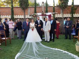 La boda de Dafne  y Enrique  2