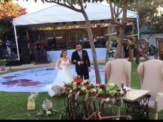 La boda de Dafne  y Enrique  3