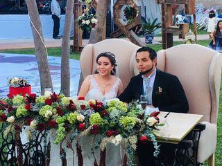 La boda de Dafne  y Enrique