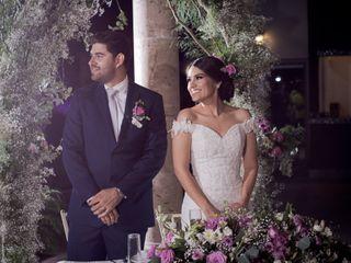 La boda de Aurea y Isaim 3