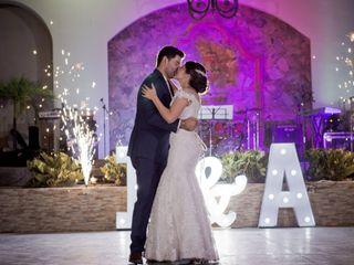 La boda de Aurea y Isaim 1