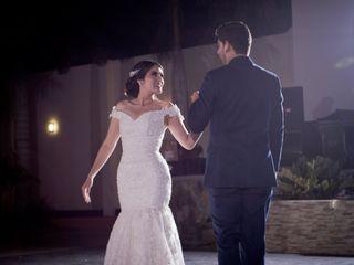 La boda de Aurea y Isaim 2