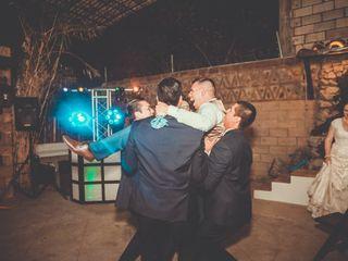 La boda de Sierra y Juan Carlos 1
