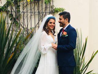 La boda de Alba y Juan