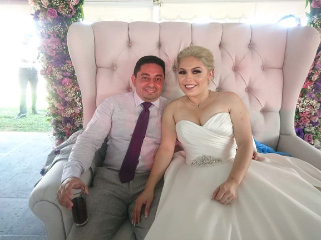La boda de Izbeth  y Pablo