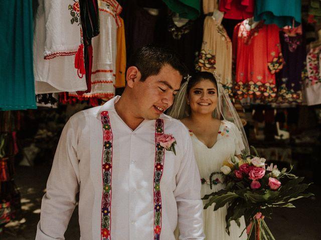 La boda de José Luis y Alexa en Chiapa de Corzo, Chiapas 4
