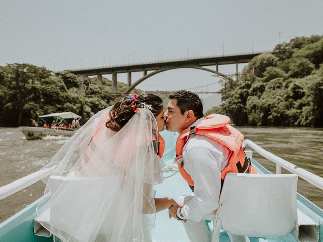 La boda de José Luis y Alexa en Chiapa de Corzo, Chiapas 7