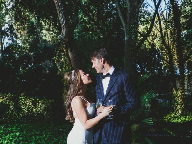 La boda de Kim y Bas