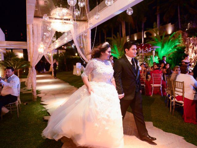 La boda de Brenda y Jose Luis