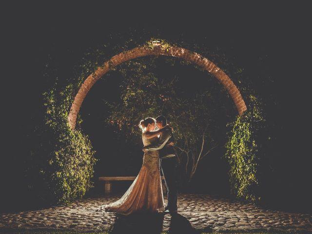 La boda de Sierra y Juan Carlos