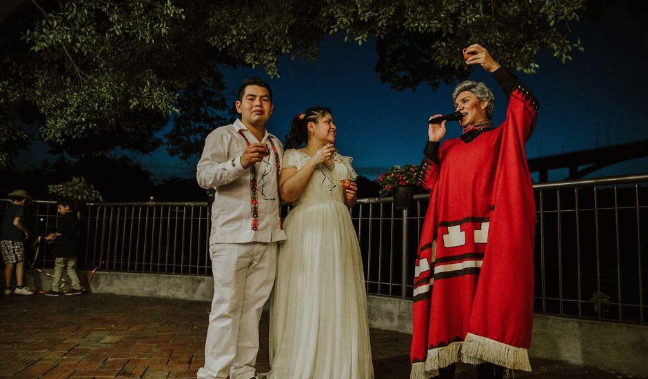 La boda de José Luis y Alexa en Chiapa de Corzo, Chiapas