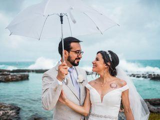 La boda de Thania y Iván