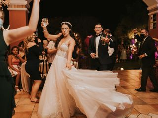 La boda de Brenda y Tonatiu